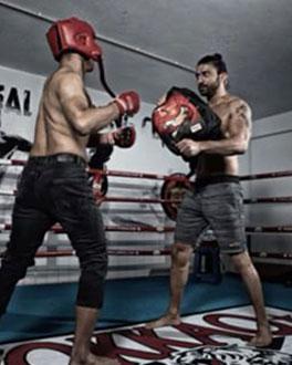 yakuza sport boxer
